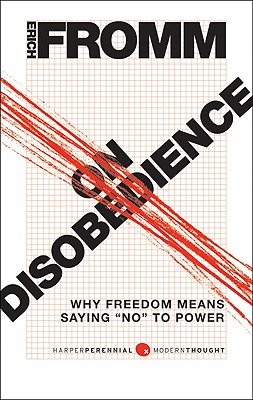 On Disobedience By Fromm, Erich